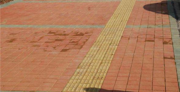 铺路砖的渗透性