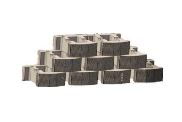 生态挡土砖