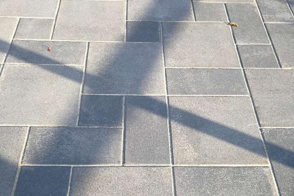 透水路面砖