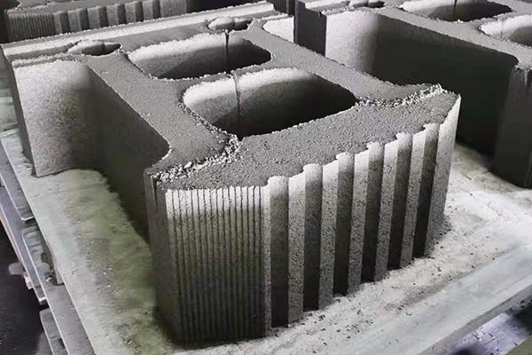 河道气块砖