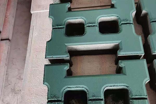 护坡连锁砖